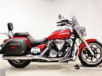 2011 Yamaha V Star 950 Tourer NOVEMBER BLOWOUT SALE!