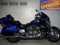 2011 Yamaha Venture. Ride in overall comfort and design