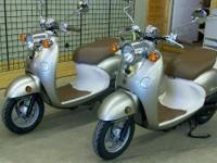 2011 Yamaha Vino Classic: These scooters are Beautiful
