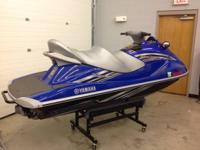 2011 YAMAHA VX CRUISER  - GREAT SHAPE - 25 HOURS -