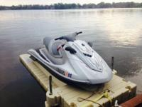 2011 Yamaha Waverunner VXR 45 current hours (may