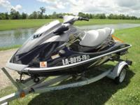 2011 Yamaha Waverunner VXS HO, 3 Seater PWC, Comes With