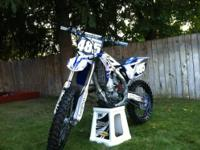 2011 Yamaha Yz250f FOR SALE Very Clean, Hate to see it