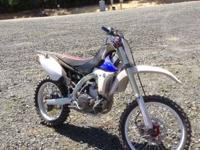 I bought this bike brand-new in July of 2012. It has an