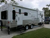 26 ft. very clean, great trailer with lots of cool