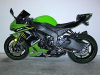 2011 ZX6-R $6,900 - SUPER CLEAN BIKE - YOSHIMURA CARBON