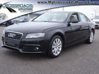 Looking for a clean, well-cared for 2011 Audi A4? This