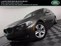 2011 BMW 5 Series 528i **Nationwide Delivery