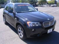 2011 BMW X3 4dr All-wheel Drive Sports Activity Vehicle
