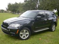 Exceptionally Clean BMW X5 35d Turbo Diesel....Low