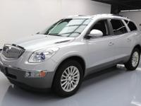 This awesome 2011 Buick Enclave comes loaded with the