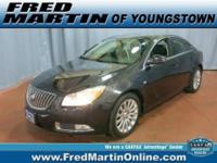 CLEAN CARFAX and ONE OWNER. Regal CXL, 6-Speed