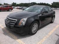 This 2011 Cadillac CTS Sedan Luxury is offered to you