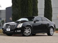 We are excited to offer this 2011 Cadillac CTS Sedan.