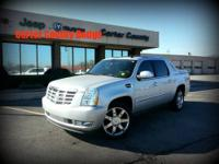This 2011 Cadillac Escalade EXT Premium is offered to