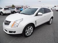 Check out this gently-used 2011 Cadillac SRX we