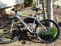 A Hardtail Cross-Country Bike that is great for