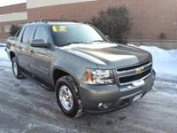 2011 Chevrolet Avalanche Crew Cab Pickup LT Our