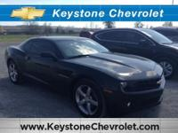 You could discover this 2011 Chevrolet Camaro 1LT and
