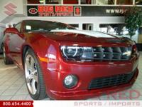 2011 Chevrolet Camaro Coupe 1SS Our Location is: Big