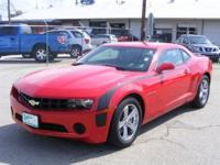 This 2011 Chevrolet Camaro LS is offered exclusively by