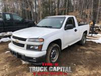 Recent Arrival!  2011 Chevrolet Colorado Work Truck