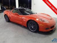 2011 Corvette Z06 ... Only 500 made ** $22,850 of