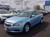 2011 CHEVROLET CRUZE 1LT Our Location is: Honda of