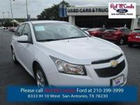 Have a look at this 2011 Chevrolet Cruze LT w/1LT. This