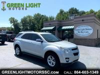 Financing readily available on this 2011 Equinox 2LT in
