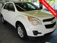 2011 Equinox LS ** 27,000 Miles ** 32 MPG ** Adult