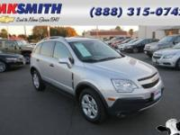 2011 CHEVROLET EQUINOX FWD 4dr LS FWD 4dr LS Our