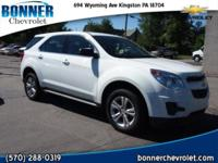 2011 CHEVROLET EQUINOX WAGON 4 DOOR FWD 4dr LS Our