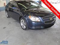 2011 Malibu LT ** LEATHER ** Huge MOONROOF ** Heated