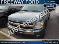 Blue Granite Metallic 2011 Chevrolet Silverado 1500 LT