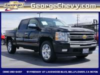 Exterior Color: black, Body: 4x2 LT 4dr Crew Cab 5.8
