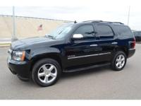 This outstanding example of a 2011 Chevrolet Tahoe LTZ