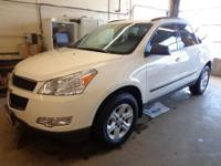 Traverse LS AWD, ONE OWNER, and Remainder of