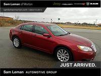 Options:  2011 Chrysler 200 Lx|2011 Chrysler 200 Lx