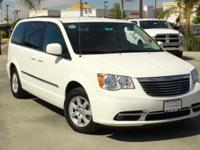 This 2011 Chrysler Town && amp; Country Touring is