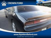 Contact Crown Ford Fayetteville today for information