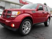 2011 Dodge NITRO Heat 4x4 -Fully detailed and serviced