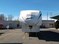 2011 Dutchman Coleman 325RL 35ft 3 slide 5th wheel