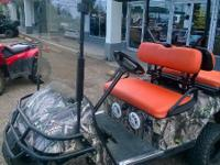 Year: 2011 Condition: Used 4- seater! Use up to four