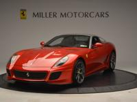 This is a Ferrari 599 GTB Fiorano for sale by Miller
