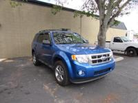 2011 Ford Escape XLT, 4D Sport Utility, Duratec 3.0L V6