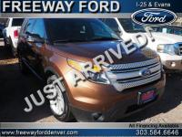 Golden Bronze Metallic 2011 Ford Explorer XLT AWD