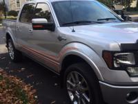 2011 Ford F-150 6.2L V8 Harley Davidson Edition  You
