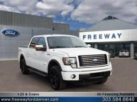 Oxford White 2011 Ford F-150 FX4 4WD 6-Speed Automatic