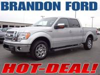 Beautiful 1 owner 2011 Ford F150 Lariat 5.0 V8 with